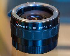 Tamron-F 2x Mx-AF BBAR MC7, Teleconverter for Minolta/Sony