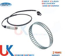 REAR ABS SPEED SENSOR+ABS RING BMW 1 SERIES E81 E82 E87 E88 [04-13] 116 118 120