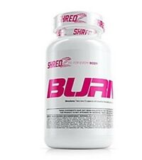 SHREDZ for Her: Weight Loss Pills Women Fat Burner Booster Supplement 60 count