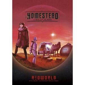 Homestead: A New Life on Mars  by A L Collins - UNUSED - 9781474742368