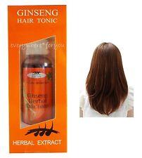 GINSENG HERBAL HAIR LOSS TONIC SERUM FAST GROWTH REGROWTH LONGER DHT BLOCKER