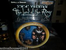 Middle-earth Gimli A Dwarf Gimli In Battle Toy Vault Figure Lord of the Rings