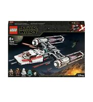 LEGO Star Wars Resistance Y-Wing Starfighter Set - 75249 NEW Sealed