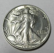 1941-D Walking Liberty (#814KK)