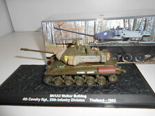 M41 A3 WALKER BULLDOG 4TH CAV RGT 25TH INF DIV 1962 #01 MILITARY DeAGOSTINI 1:72