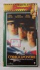 CS8> FILM VHS CODICE D'ONORE SIGILLATO