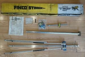 """CB Window Antenna, Finco Stinger W-40 by the Finney Co., Vintage, 1970""""s ?."""