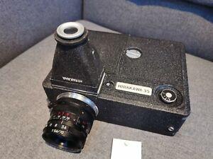Rare Hirakawa 35 microfilm camera  with 70mm f5.6 lens