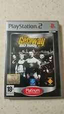 PS2 THE GETAWAY BLACK MONDAY Sony Playstation 2 PAL ITA ITALIANO platinum
