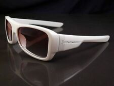 OAKLEY MONTEFRIO SUNGLASSES POLISHED WHITE BROWN GR NEW