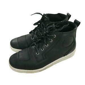 Harley-Davidson Mens Bateman Ankle Pro Boots Shoes Size 10 D93728 Black