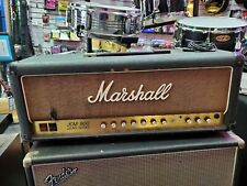 1989 Vintage Marshall JCM 800 Lead Series 50W Guitar Amp Head IG910