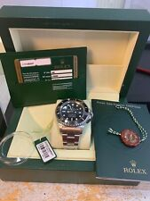 Rolex Deep Sea 116660 con scatola documenti U.