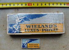 WIELAND'S LUXUS-PRIVAT Rasierklingen 101 St. Orig. Verpackung