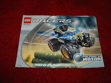 LEGO 4585 NITRO FRANGIZOLLE Istruzioni Solo