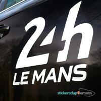 Official Le Mans 24h Le Mans Logo Sticker