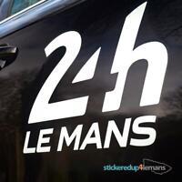 Official Le Mans 24h Le Mans Logo Sticker