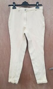 NEW BUT WASHED ** HARRY HALL ** CHESTER  STRETCHY LADIES JODHPURS SIZE 10 / 26R
