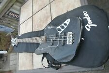 Squier by Fender Modified Jaguar Bass Guitar with Gig bag