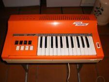 Ancien orgue d'enfant GIACCAGLIA vintage des années 70
