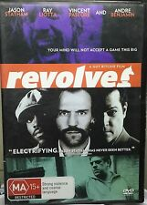 Revolve dvd - MA15+ (Jason Statham) A Guy Ritchie Film (Region 4)