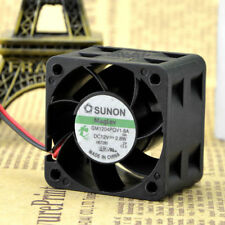 1pc SUNON GM1204PQV1-8A Fan 40*40*28 DC 12V 2.8W 2pin #M3363 QL