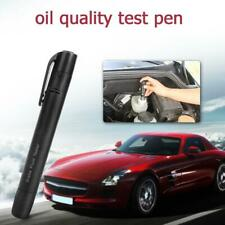 Brake Fluid Liquid Oil Tester Pen 5 LED Indicator Car Vehicle Diagnostic Tools