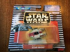 Galoob Star Wars Micro Machines 1998 A-Wing Starfighter 75290