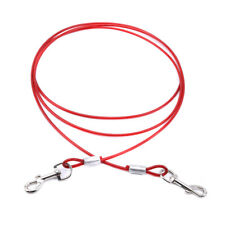 Nylon Pet Dog Lead Puppy Walking Slip Strong Rope Collar Training Strap Leash J