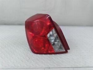 Driver Left Tail Light Sedan Fits 04-08 FORENZA