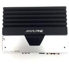Alpine V12 Mrd-M500 1 Channel Mono Car Subwoofer Amp Amplifier 900W max