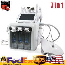 Facial Hydro Spa Exfoliation Dermabrasion Oxygen Cleaner Beauty Machine Hotsale!