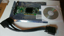 Matrox Millennium G550 32MB AGP 2X/4X Video Graphics Card G55MADDA32DB Dual VGA+