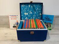 Coffret Tintin. Édition du centenaire 1529/4500 ex. 2006 Moulinsart
