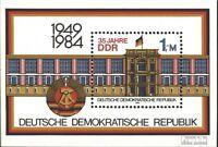 DDR Block77 (kompl.Ausgabe) postfrisch 1984 35 Jahre DDR