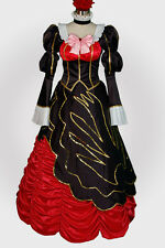 Umineko Golden Witch Beatrice Gown Cosplay Costume Any