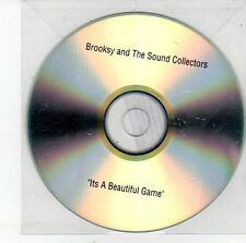 (DV406) Broosky & The Sound Collectors, Its A Beautiful Game - 2012 DJ CD