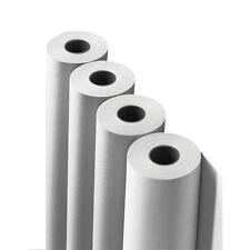 """8 XEROX rotoli di carta Inkjet PLOTTER 36"""" 914mm x 50mtr 90gsm per HP DesignJet"""