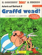 ASTERIX MUNDART 35 - GRAFFD WEAD ! (ASTERIX AUF BAIRISCH 3)