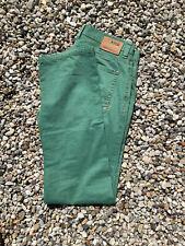 (335) camel active HUDSON Stretch Jeans W 34 L 34 TOP Grün