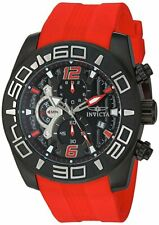 Invicta 22810 Men's Pro Diver Quartz Stainless Steel and Silicone Casual Watch