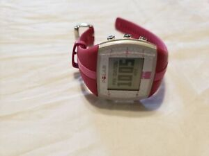 Pink Polar FT4 Heart Rate Training Watch Activity Tracker