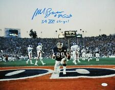 MARK BAVARO SIGNED AUTOGRAPH 16x20 PHOTO JSA CERTIFIED