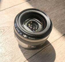 Canon EF 28mm f/1.8 AF USM Lens for Canon SLR. MINT!