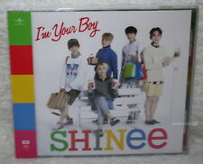 SHINee I'm Your Boy Taiwan Ltd CD+28P booklet+Card