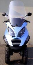 Fabbri 2340/EX Parabrezza Trasparente Per Piaggio MP3 250 06 07 08 09