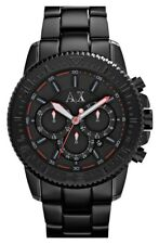 ARMANI EXCHANGE  - Men's Black Acrylic Chronograph Watch - AX1206