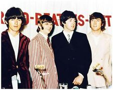 THE BEATLES early color promo still - (g480)