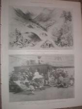 Printed photo Sir Frederick Hodgson Governor of Gold Coast homeward bound 1900