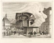 Wiesbaden-cuoco Fontana-LUNGA-ACCIAIO CHIAVE 1842-1846